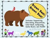 Brown Bear Brown Bear Speech and Language Companion