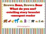 Brown Bear, Brown Bear, Story Retelling Bracelet