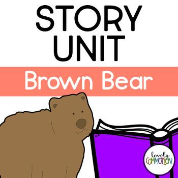 Brown Bear, Brown Bear Story Unit