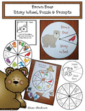Brown Bear Brown Bear: Story Wheel, Puzzle & Prompts