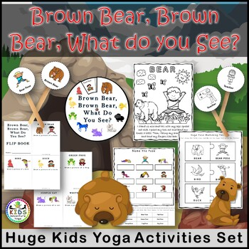 brown bear brown bear what do you see eric carle  kids