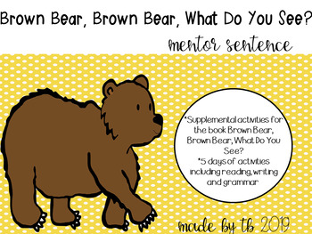photo about Brown Bear Brown Bear What Do You See Printable Book referred to as Brown Undergo, Brown Undertake What Do By yourself Perspective? Coach Sentence