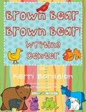 Brown Bear, Brown Bear! Writing Center