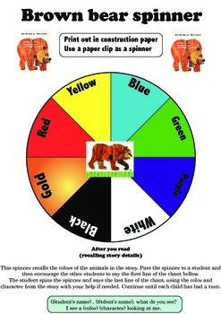 Brown Bear, Brown Bear activity