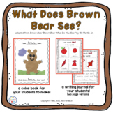 A Book of Colors - What Does Brown Bear See?