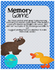Brown Bear Color Memory
