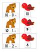 Brown Bear Common Core Subtraction Centers