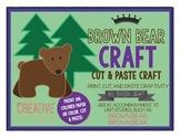 Brown Bear Craft