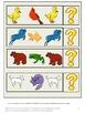 Brown Bear Brown Bear Math & Literacy File Folder Games Fo