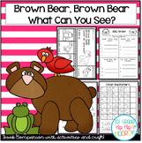 Brown Bear, Brown Bear...Crafts and Activities!