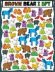 Brown Bear Count, Tally, Graph and Add --- Brown Bear I Sp