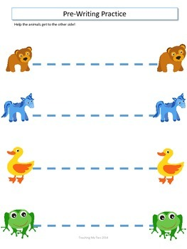 Brown Bear Inspired PreK and Kinder Pack 200+ PAGES and GAMES