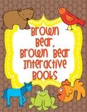 Brown Bear Interactive Books
