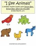 Brown Bear Leveled Readers