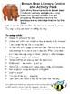 Brown Bear Literacy Package