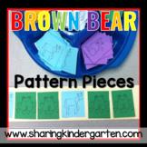 Brown Bear Patterns