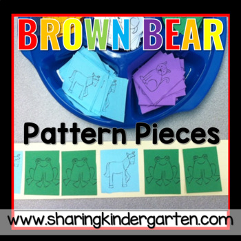 Brown Bear Patterns