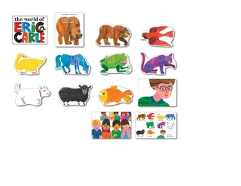 Brown Bear Pictures and PECs like cards for Special Needs Resources by Gayla