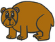 Brown Bear Retelling Pieces and Pocket Chart Activities