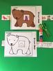 Brown Bear Sequencing Strip
