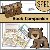 Brown Bear Shared Reading Activities and Communication Boards