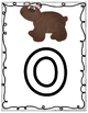Brown Bear Spanish Play Dough Mats