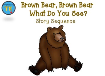 Brown Bear Story Sequence