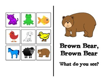 Brown Bear - Structured Task