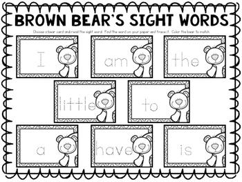 Brown Bear Unit