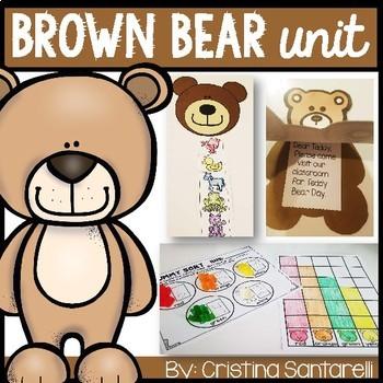 Brown Bear Brown Bear Unit