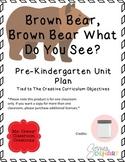 Brown Bear Unit Plan