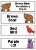 Brown Bear Write the Room