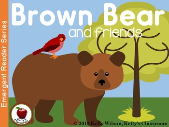 Brown Bear and Friends BUNDLE