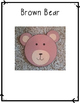 Brown Bear and Friends~ Cut and Paste Crafts