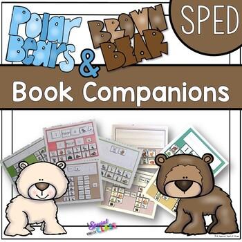 Brown Bear and Polar Bear Bundle