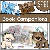 Brown Bear and Polar Bear Communication Boards Bundle