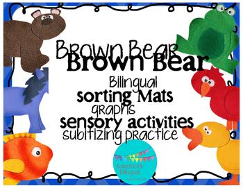 Brown Bear math and more