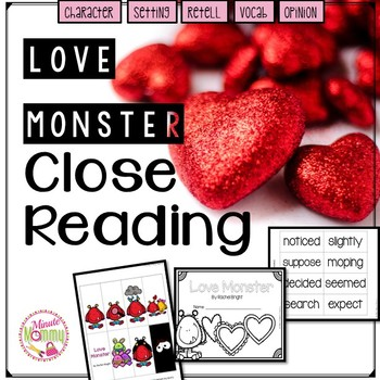 Love Monster Close Read
