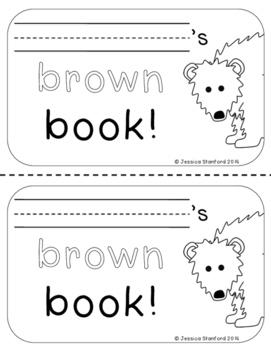 Brown Book