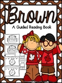 Brown Book For Guided Reading Groups