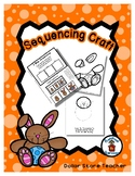 Brown Bunny - Sequencing Reader Mat & Craft Page