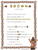 Brown Color Song {A Mini-Unt}