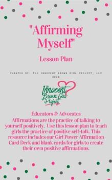 Girl affirmations