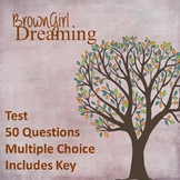 Brown Girl Dreaming Test