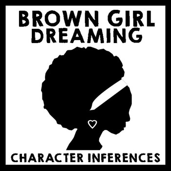 Brown Girl Dreaming- Who is Jackie? Character Inferences & Written Analysis