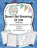 Brown Girl Dreaming by Jacqueline Woodson Literature Unit