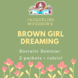 Brown Girl Dreaming by Jacqueline Woodson Socratic Seminar