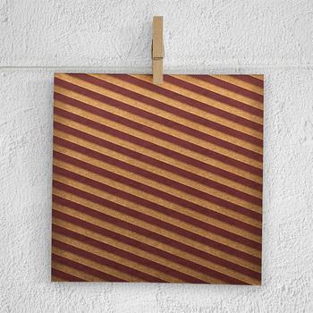 Brown Leather Digital Paper