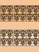Brown Owl Alphabet Letter Flashcards
