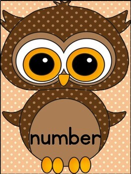 Brown Owl Fry List 4 From 1st 100  Sight Word Flashcards and Posters
